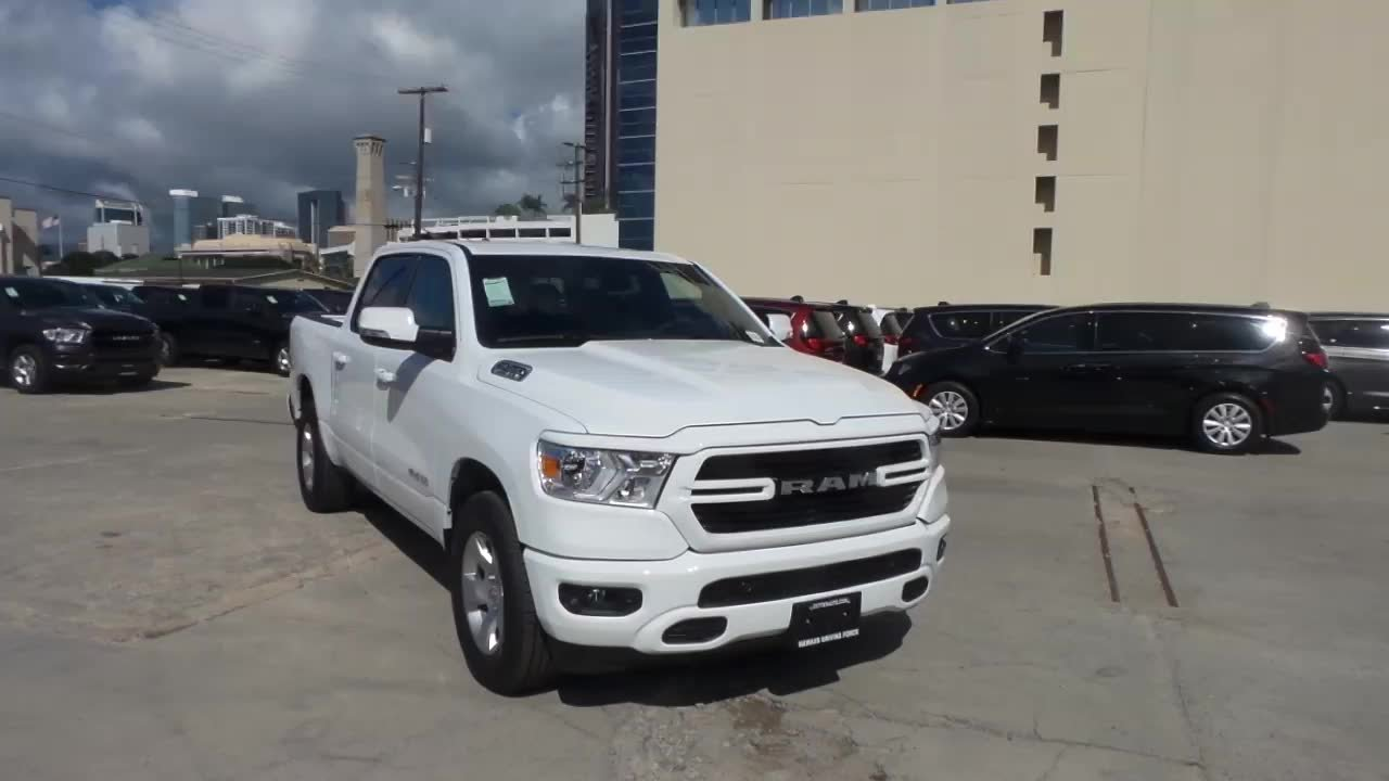 New 2019 RAM 1500 Big Horn/Lone Star 4x2 Crew Cab 5'7 Box