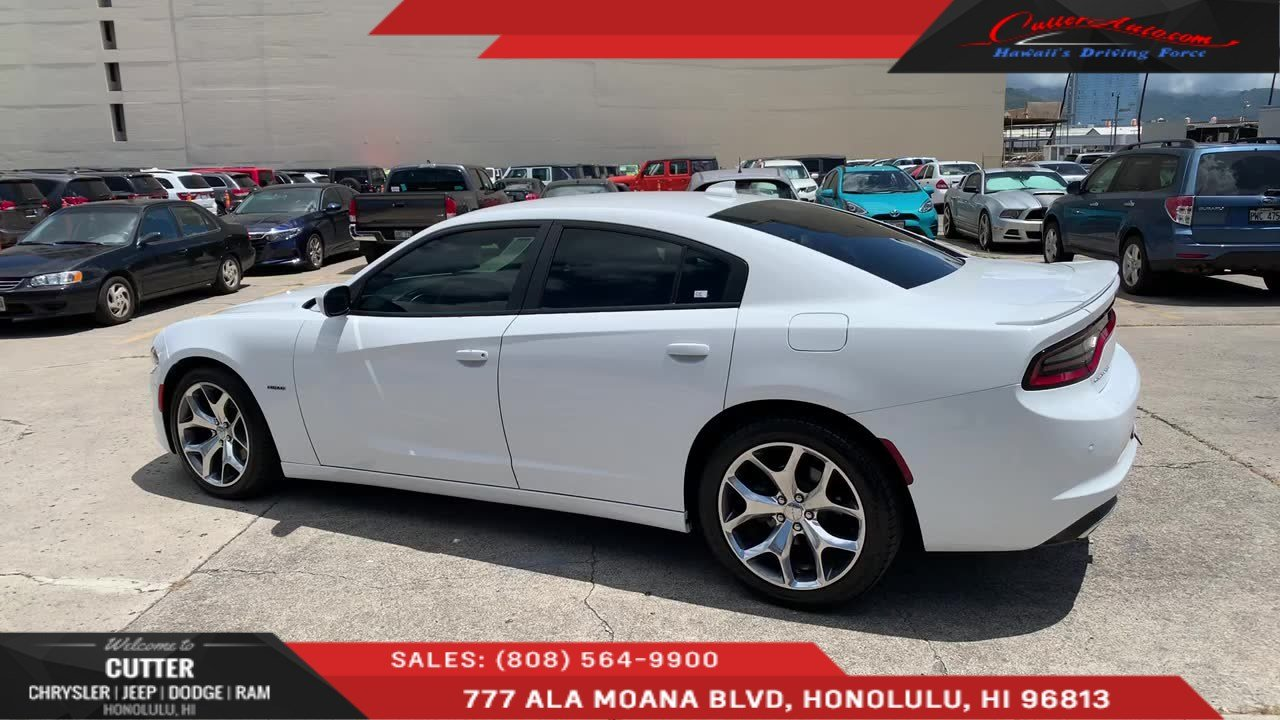 Pre Owned 2016 Dodge Charger R T