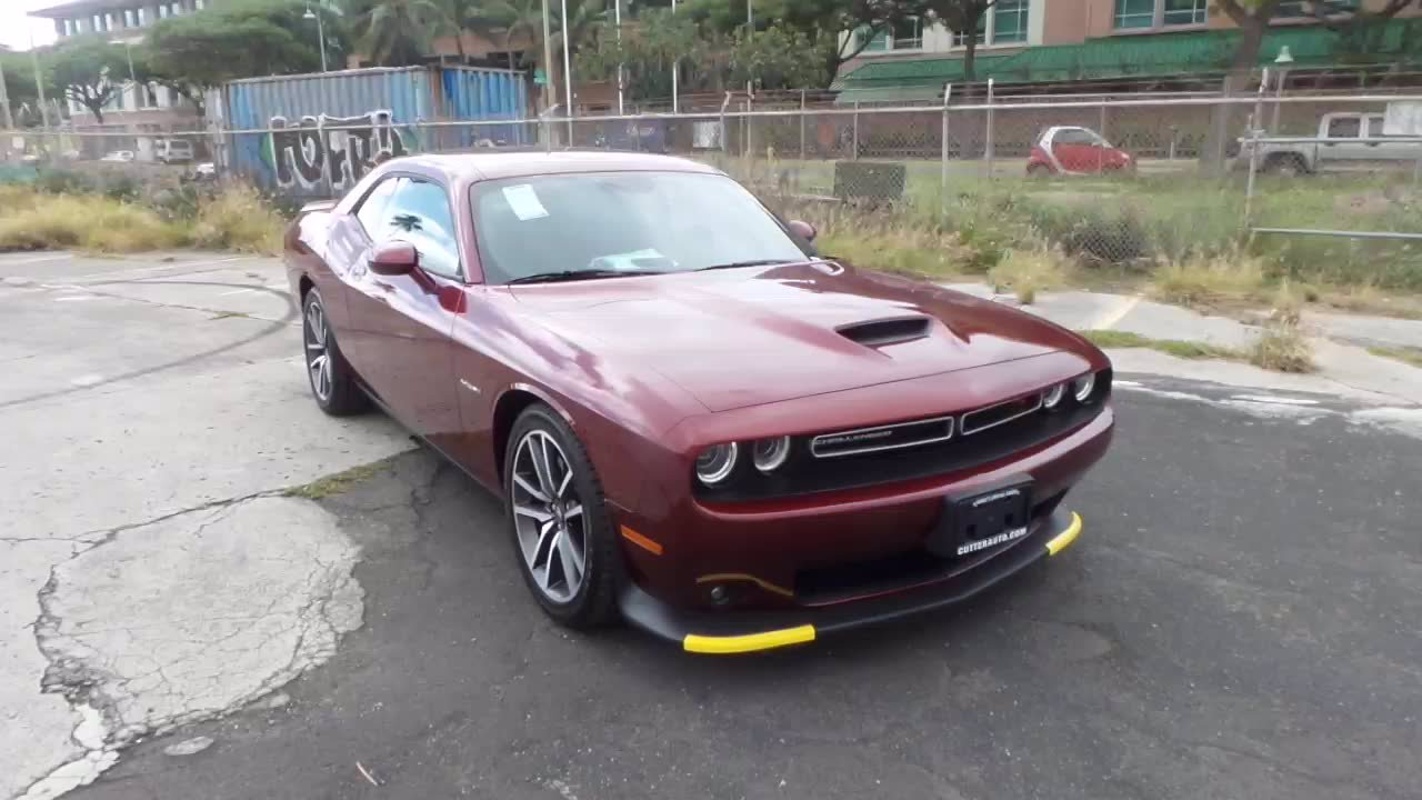 New 2020 DODGE Challenger R/T RWD