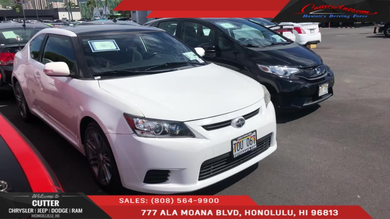 Pre-Owned 2013 Scion tC Hahback