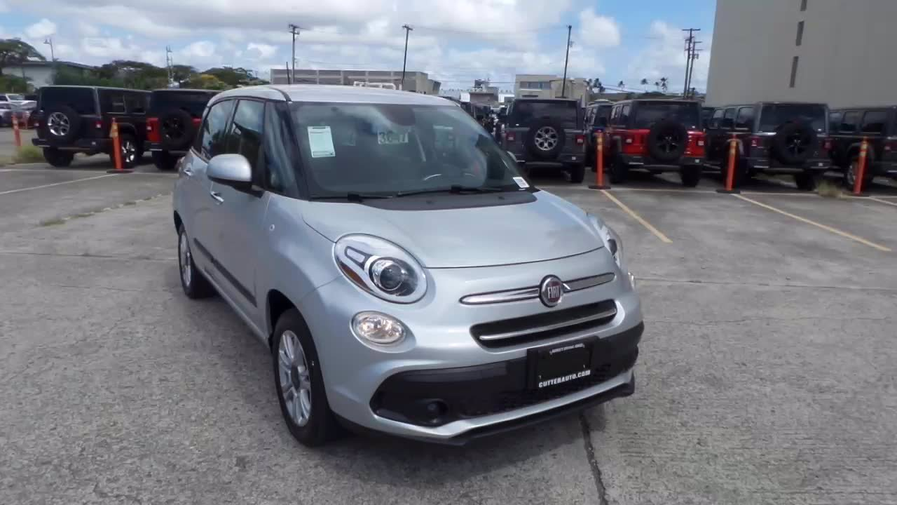 New 2020 FIAT 500L Pop Hatch