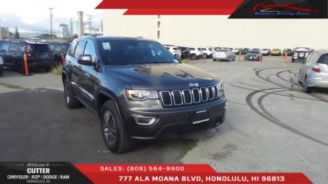 Cutter Dodge Honolulu >> New Jeep Grand Cherokee in Honolulu | Cutter Chrysler