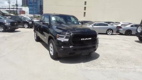New 2019 RAM All-New 1500 Big Horn/Lone Star 4x2 Quad Cab 6'4 Box