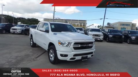 New 2019 RAM All-New 1500 Big Horn/Lone Star 4x2 Crew Cab 5'7 Box