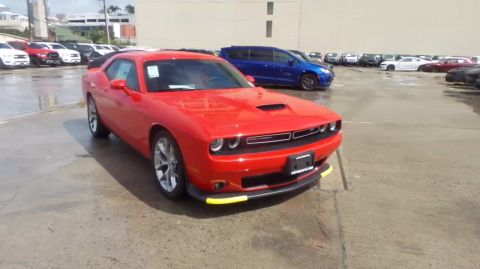 New 2020 DODGE Challenger GT RWD