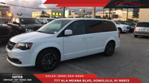 New 2019 DODGE Grand Caravan SE Plus Wagon